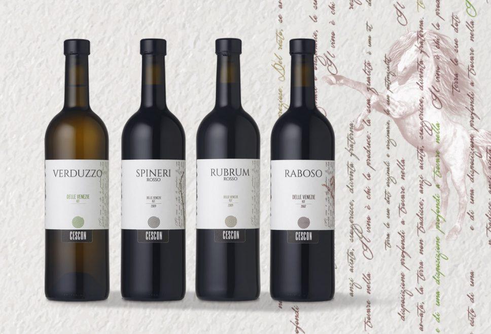 linea etichette vini fermi