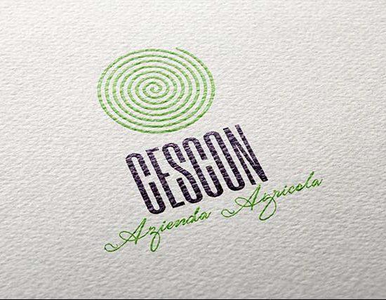 Progettazione marchio cantina Cescon