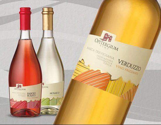 Linea etichette Opitergium vini