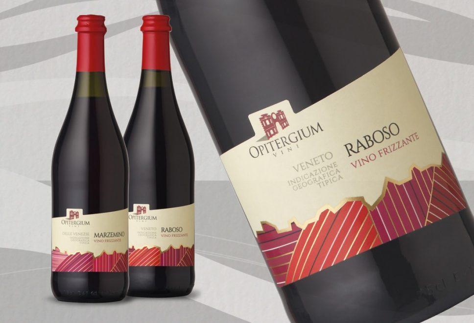 Etichette vini fermi opitergium