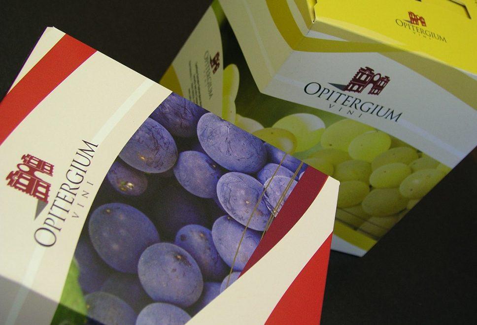 Bag in box opitergium vini